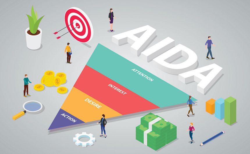 Ce inseamna AIDA in marketing?